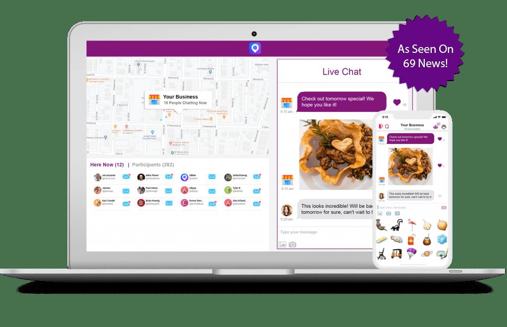How UBMe's Platform Looks